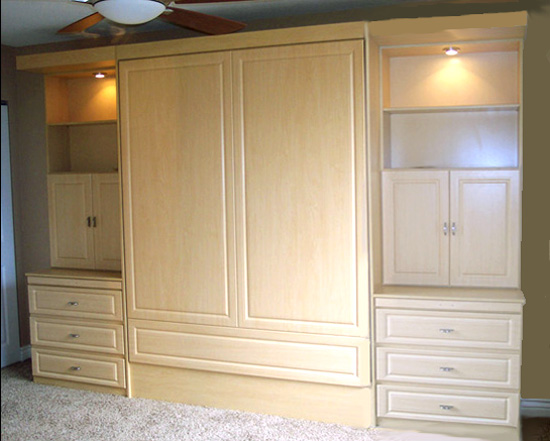 New Style Murphy Bed image