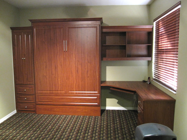 home office murphy bed. H2 Home Office Murphy Bed
