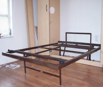 Bifold Murphy Bed Mechanism Image