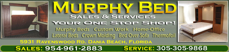 Murphy Bed SAles & Services Your One Stop Shop Showroom image