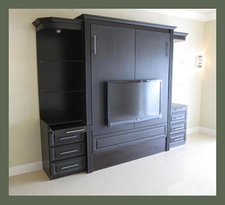 murphy bed & Custom Cabinetry sales shop murphy beds Image