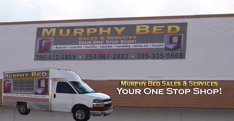 Murphy Bed Showroom